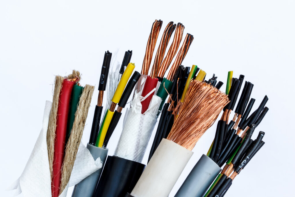 electrical services - new wires